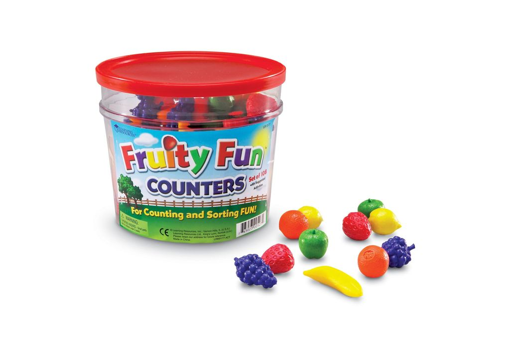 Fruity Fun - da contare