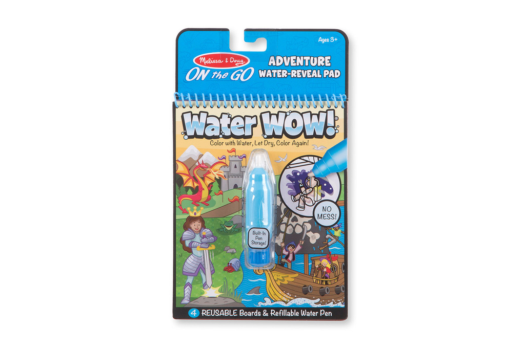 Water Wow! - Avventure
